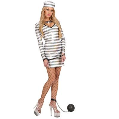 Bad Girl prisoner costume  sc 1 th 225 & MASKARNI.CZ :: Dresses adult